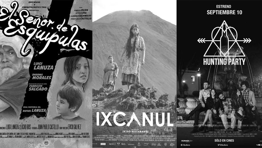 Cine guatemalteco 2015