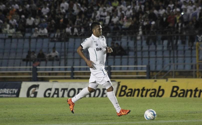 Partido de ida Comunicaciones FC vs. Antigua GFC en semifinales del Torneo Apertura   Diciembre 2015