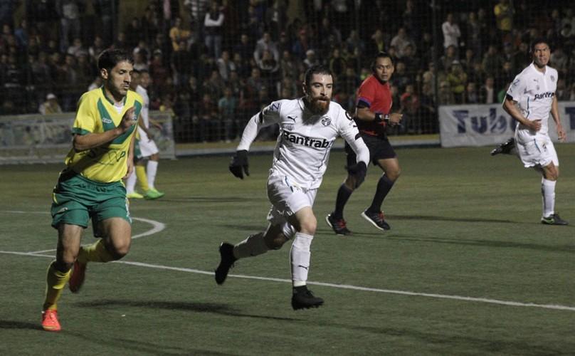 Partido de vuelta Comunicaciones vs. Petapa por el Torneo Apertura | Diciembre 2015
