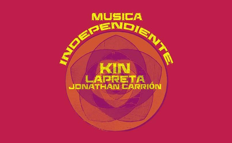 KIN, Lapreta y Jonathan Carrion en Los Lirios   Diciembre 2015