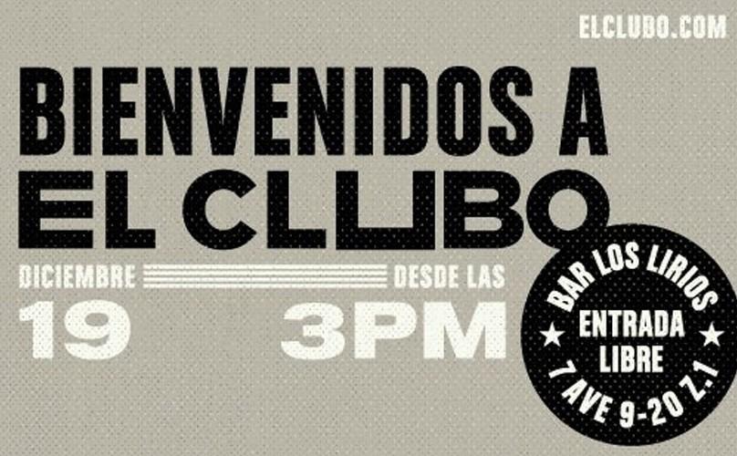 Convivio Bienvenidos a elClubo   Diciembre 2015