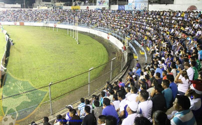 Partido de ida Suchitepéquez vs. Guastatoya por el Torneo Apertura   Diciembre 2015