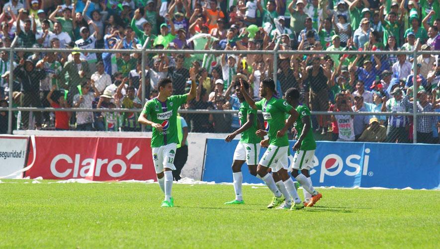 Partido final de vuelta Antigua vs. Guastatoya por el Torneo Apertura   Diciembre 2015