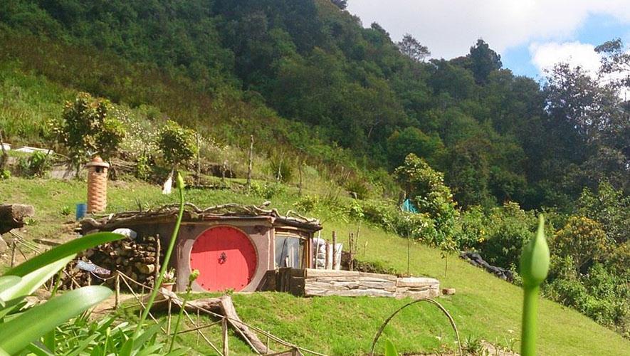 Viaje a Hobbitenango, organizado por El Fotobus | Diciembre 2015