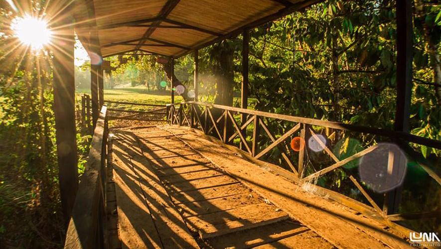 Tour al parque ecológico Hun Nal Ye en Alta Verapaz, octubre de 2015
