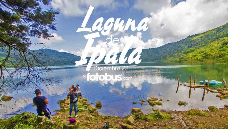 Tour a Laguna de Ipala, organizado por El Fotobus | Diciembre 2015