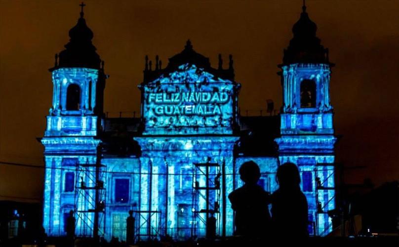 Mapping en la Catedral Metropolitana | Diciembre 2015