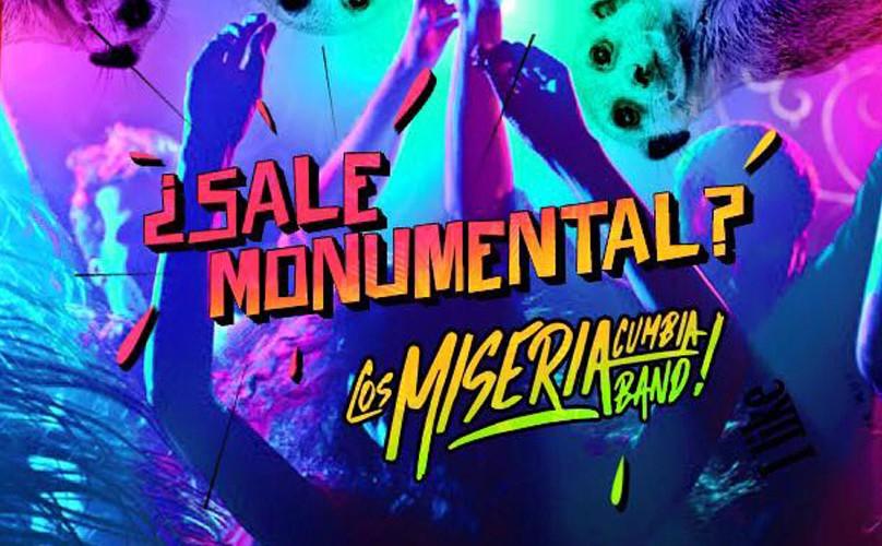 Los Miseria Cumbia Band en El Monumental   Diciembre 2015