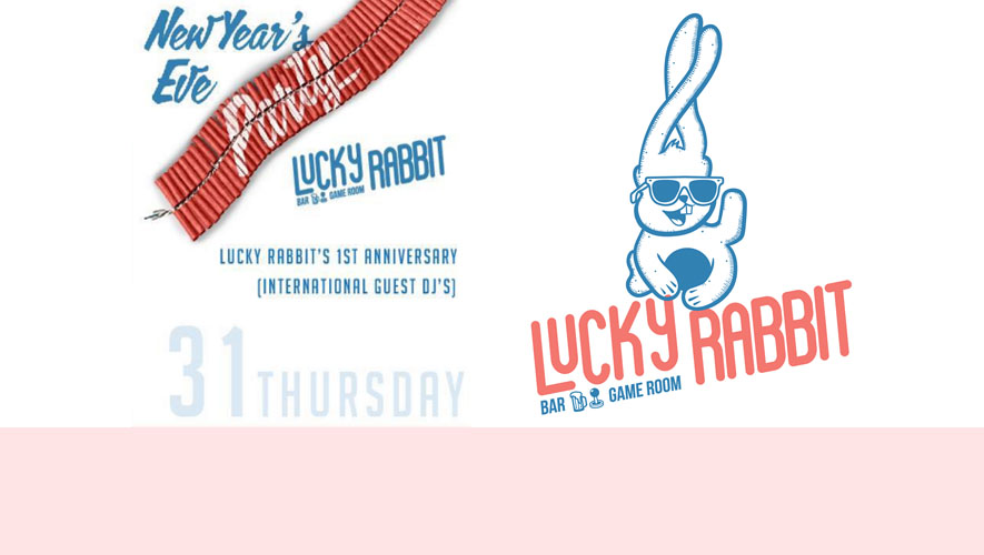 Fiesta de Año Nuevo en Lucky Rabbit | Diciembre 2015