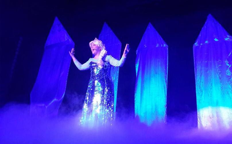 Frozen en el Teatro Abril | Diciembre 2015
