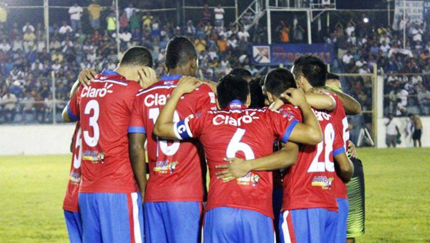 Partido de vuelta Xelajú vs. Guastatoya en semifinales del Torneo Apertura | Diciembre 2015