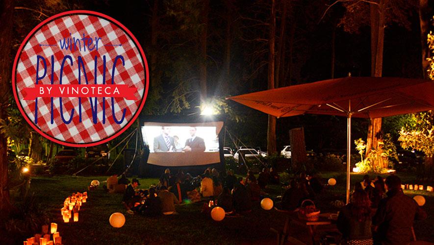Picnic y función de la película Love Actually en la Vinoteca   Diciembre 2015
