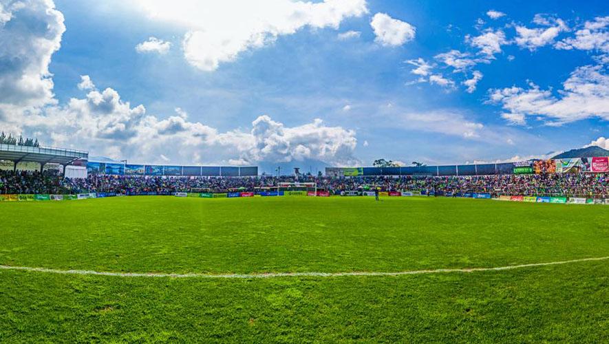 Estadio Antigua GFC