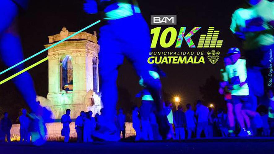 10K BAM de la Municipalidad de Guatemala | Marzo 2016