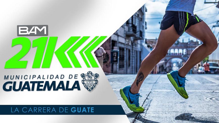 21K de la Ciudad de Guatemala   Agosto 2016