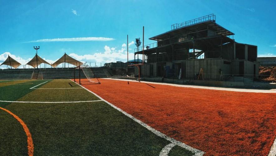 Es la construcción más grande de contenedores que está abierta al público en Centroamérica. (Foto: Guatemala.com)