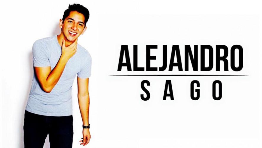 """El cantante Alejandro Sago presentó su sencillo """"Ilusionado"""". (Foto: Facebook Alejandro Sago)"""