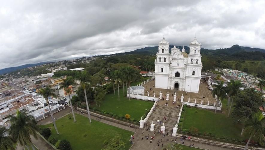 La romería de Esquipulas fue declarada como Patrimonio Cultural Intangible de la Nación. (Foto: YouTube Skycam)