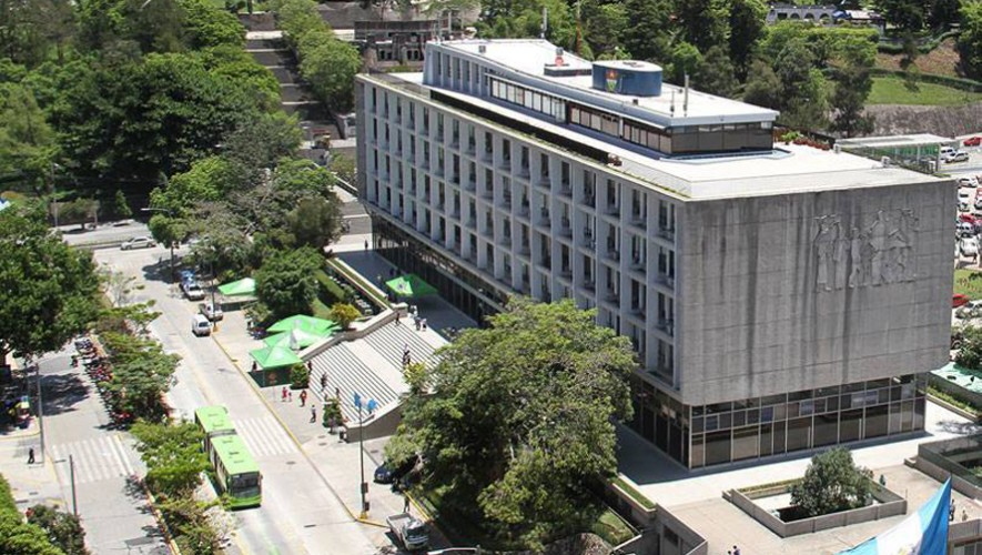 Puedes tramitar el Boleto de Ornato en el Palacio Municipal de la Ciudad de Guatemala. (Foto: Facebook Municipalidad de Guatemala)