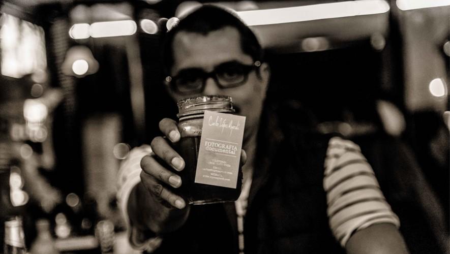 El reconocido fotógrafo guatemalteco Carlos López Ayerdi. (Foto: Facebook Carlos López Foto Espacio)