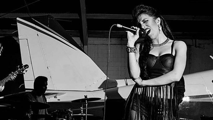 """La cantante guatemalteca Fabiola Roudha lanzó su sencillo """"You left me nothing but blues"""". (Foto: Mario Contreras Klée)"""