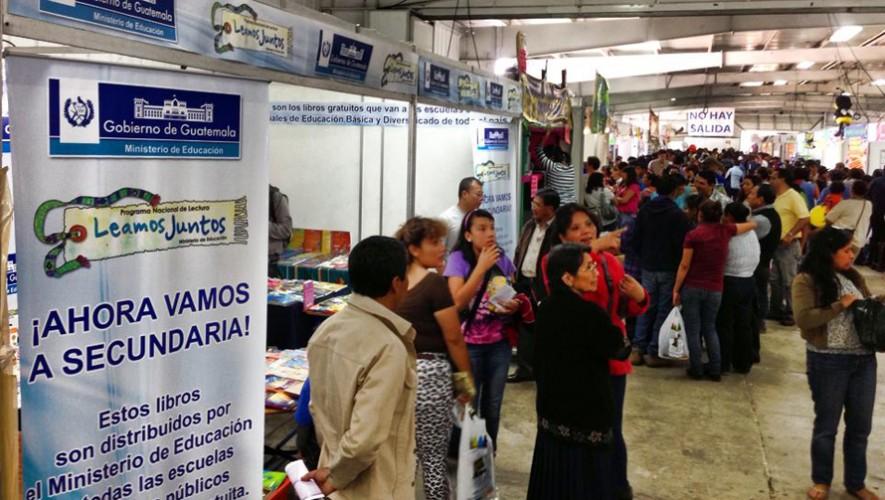 La Feria Escolar 2016 dará inicio el 8 de enero en el Parque de la Industria. (Foto:  Facebook Ministerio de Educación de Guatemala (Página Oficial)