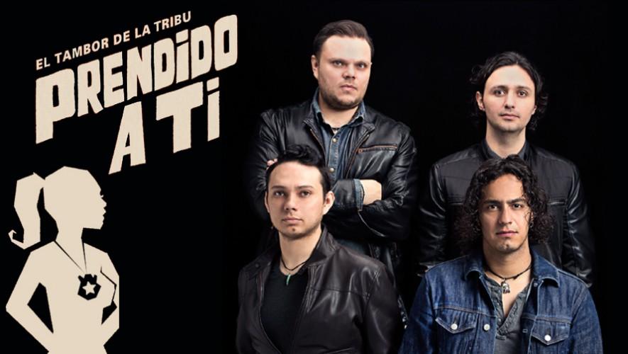 Integrantes de El Tambor de la Tribu: Raúl, Richie, Kuzuco y Ale. (Foto: El Tambor de la Tribu)