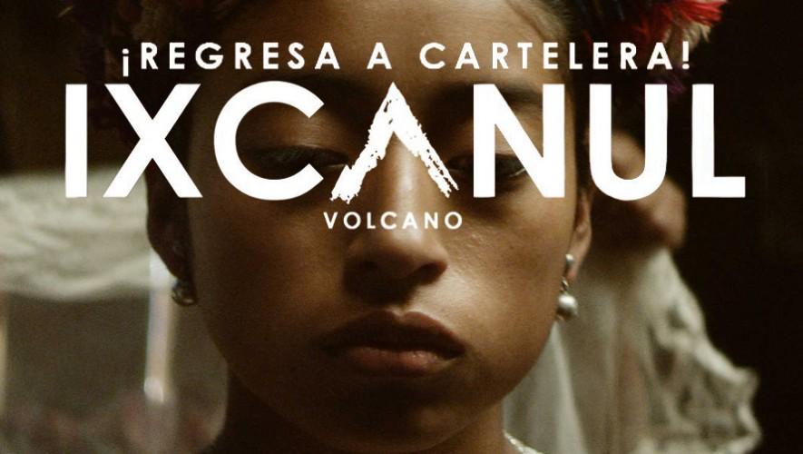 Ixcanul regresa con nuevas funciones en la Ciudad de Guatemala. (Foto: Ixcanul)