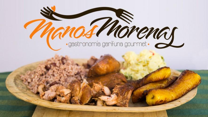 Disfruta del servicio de catering y comida garífuna con Manos Morenas. (Foto: Manos Morenas)