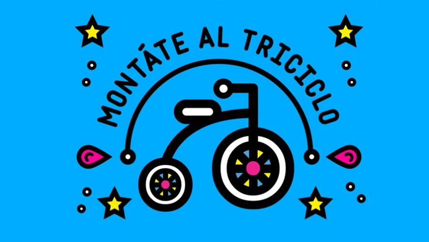 Acompaña a Hot Sugar Mama, Kontra y Filorexa en la Gira Triciclo 2016. (Foto: Gira Triciclo)