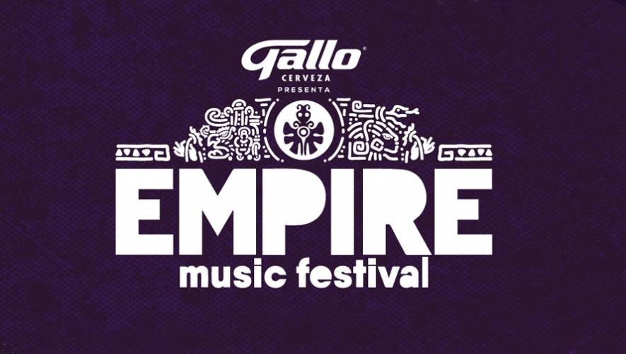 Empire Music Festival 2016 - Guatemala