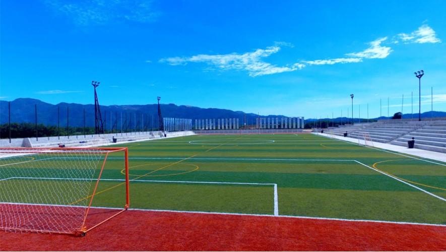 El estadio puede albergar hasta 4,000 personas en el graderío. (Foto: Gatorade Arena)