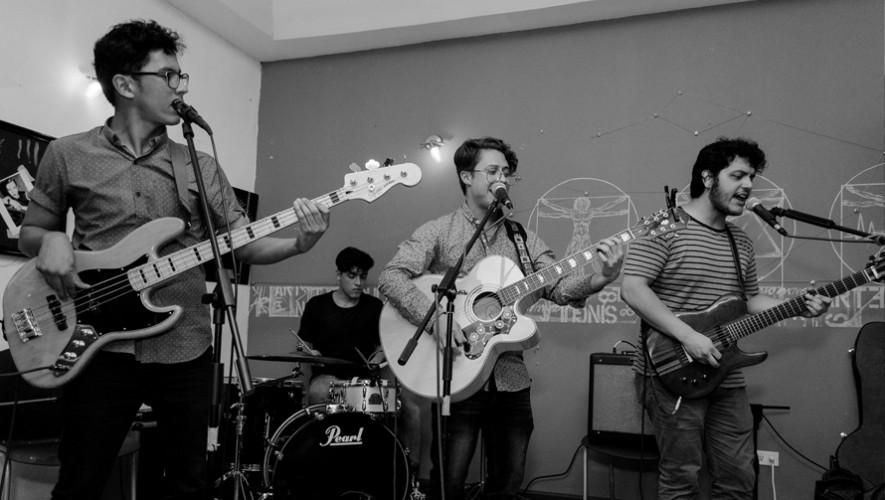 ROTZ es la única banda guatemalteca invitada al festival Canadian Music Week 2016. (Foto: Fernanda Galán)