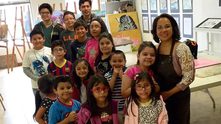 Open House en ArteCentro Graciela Andrade de Paiz | Enero 2016