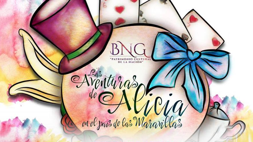 Función 3 Las aventuras de Alicia en el País de las Maravillas, por el Ballet Nacional de Guatemala | Marzo 2016