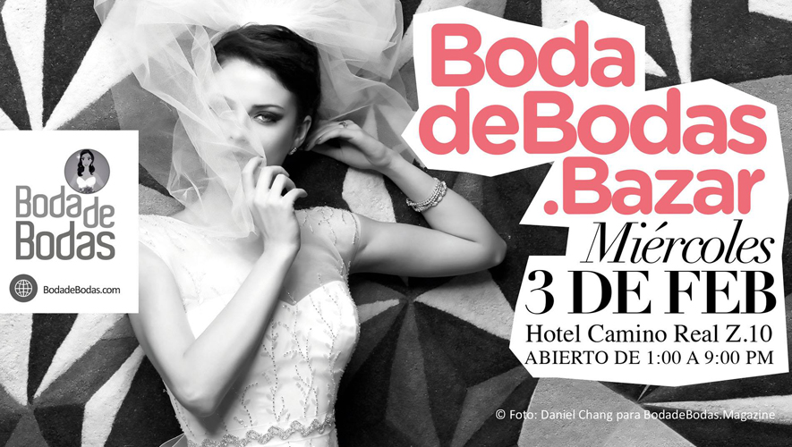 BodadeBodas.Bazar en el hotel Westin Camino Real | Febrero 2016