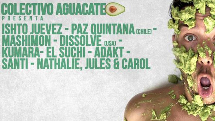 Colectivo Aguacate Presenta | Enero 2016