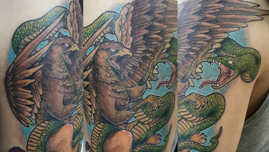 (Foto: Soul's Anchor Tattoo Studio)