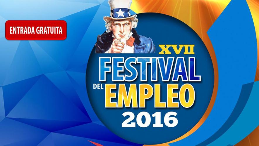 XVII Festival del Empleo en Ciudad de Guatemala | Enero 2016