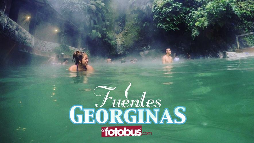Viaje a las Fuentes Georginas, organizado por El Fotobus | Enero 2016