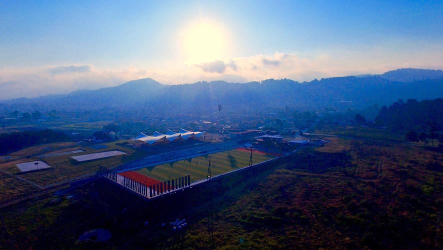 Inauguración Gatorade Arena | Enero 2016