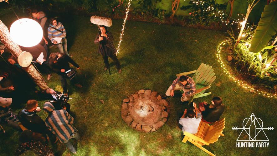 Grabación Hunting Party