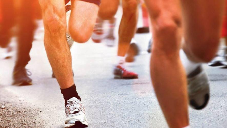 Medio Maratón BAM Max Tott 79 en Ciudad de Guatemala   Enero 2016