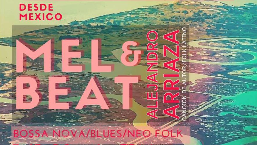 Melbeat & Alejandro Arriaza en La Casa de Cervantes | Enero 2016