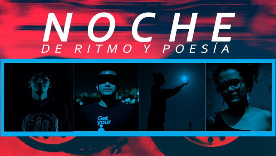 Noche de ritmo y poesía con Rebeca Lane, Lúa, Zaki y Oneime   Enero 2016