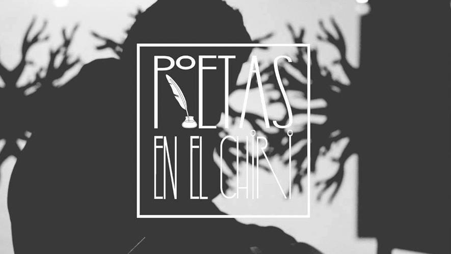 Poetas en el Chiri: La primera del año   Enero 2016