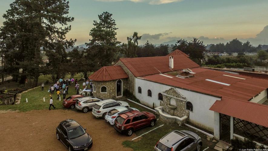 Apertura del restaurante De Montaña en Tecpán Guatemala | Febrero 2016