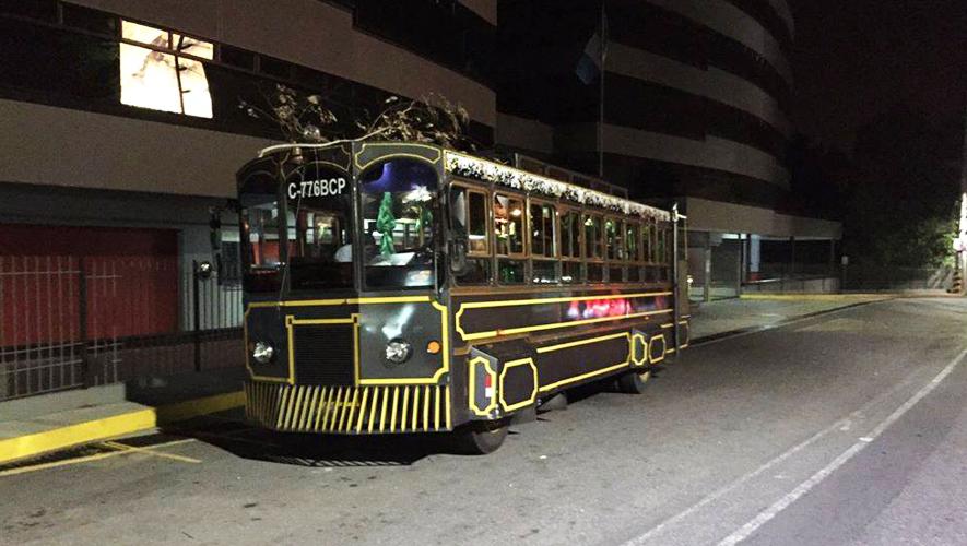 Primer Trolley Tour Bohemio del año: Día del Cariño | Febrero 2016