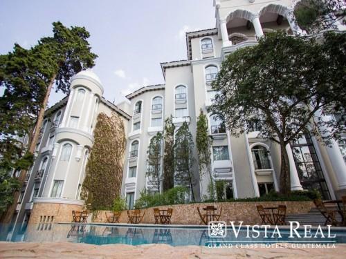 El Hotel Vista Real fue elegido como el número 1 de Guatemala. (Foto: Hotel Vista Real)