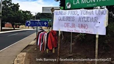 (Fotografía: Inés Barnoya/ Amilcar Montejo)